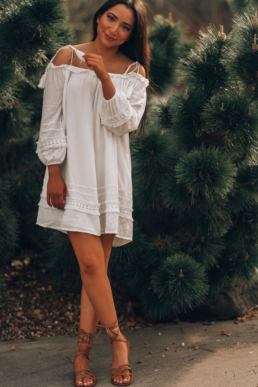 Boho Beauty Mini Dress