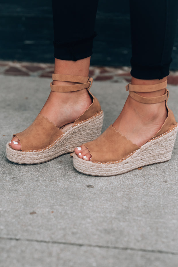 Jade Wedges - FINAL SALE