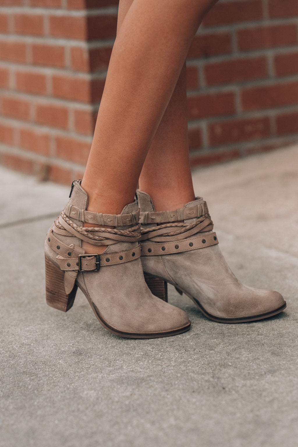 Dalton Ankle Booties