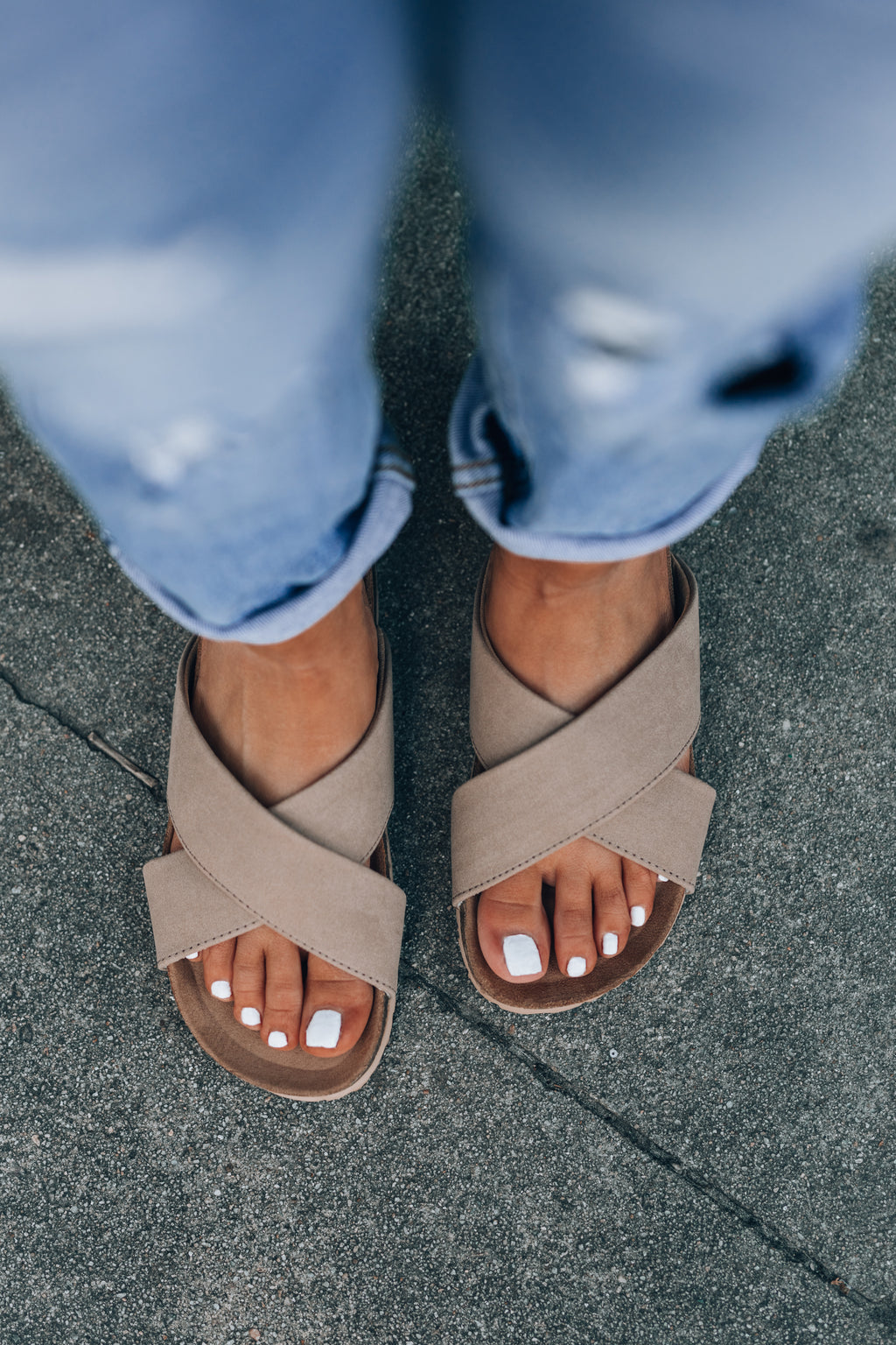 Havana Slip On Sandals - FINAL SALE