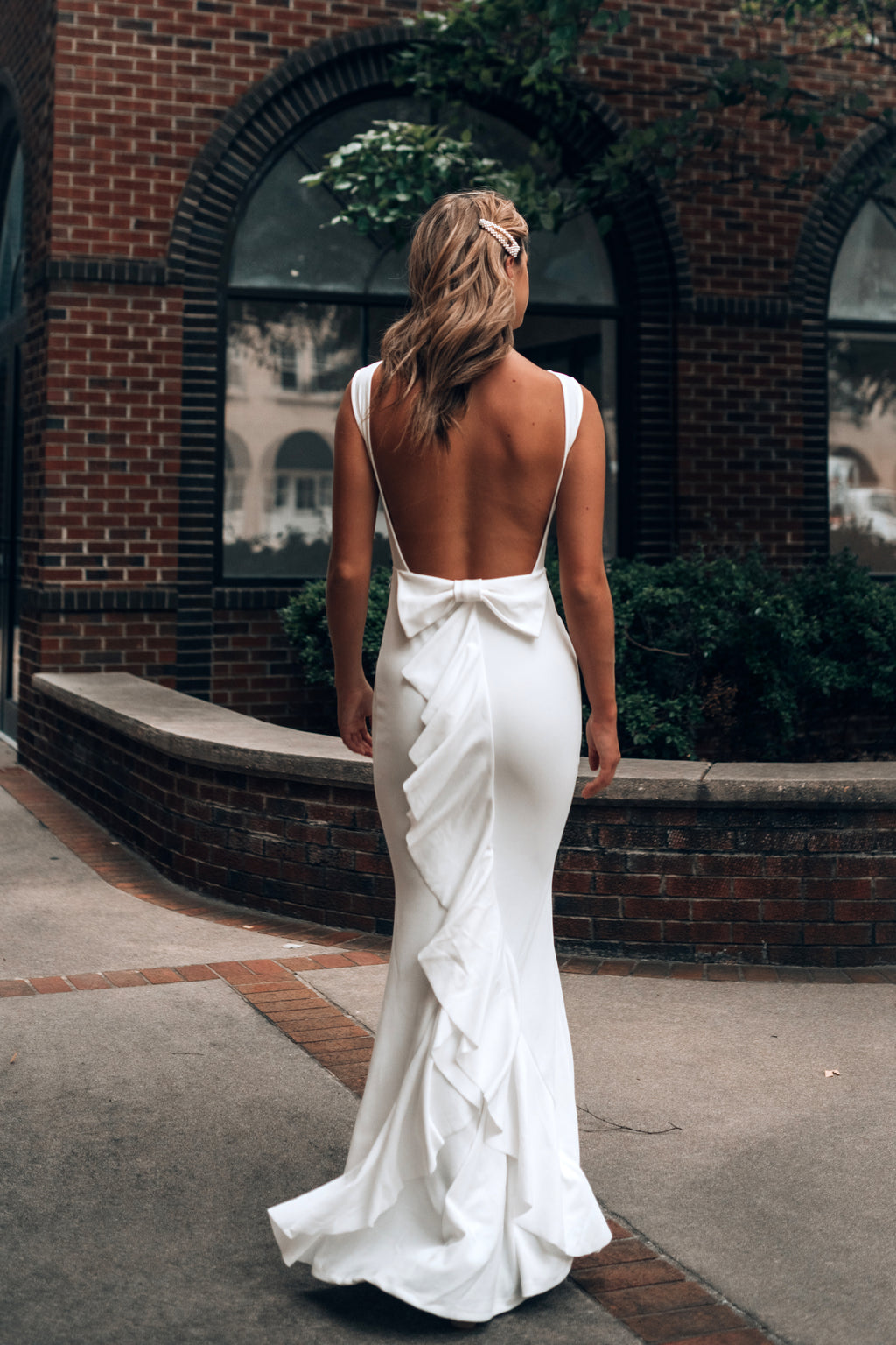 Follow Your Heart Gown (Ivory) PRE-ORDER Ships End Of August