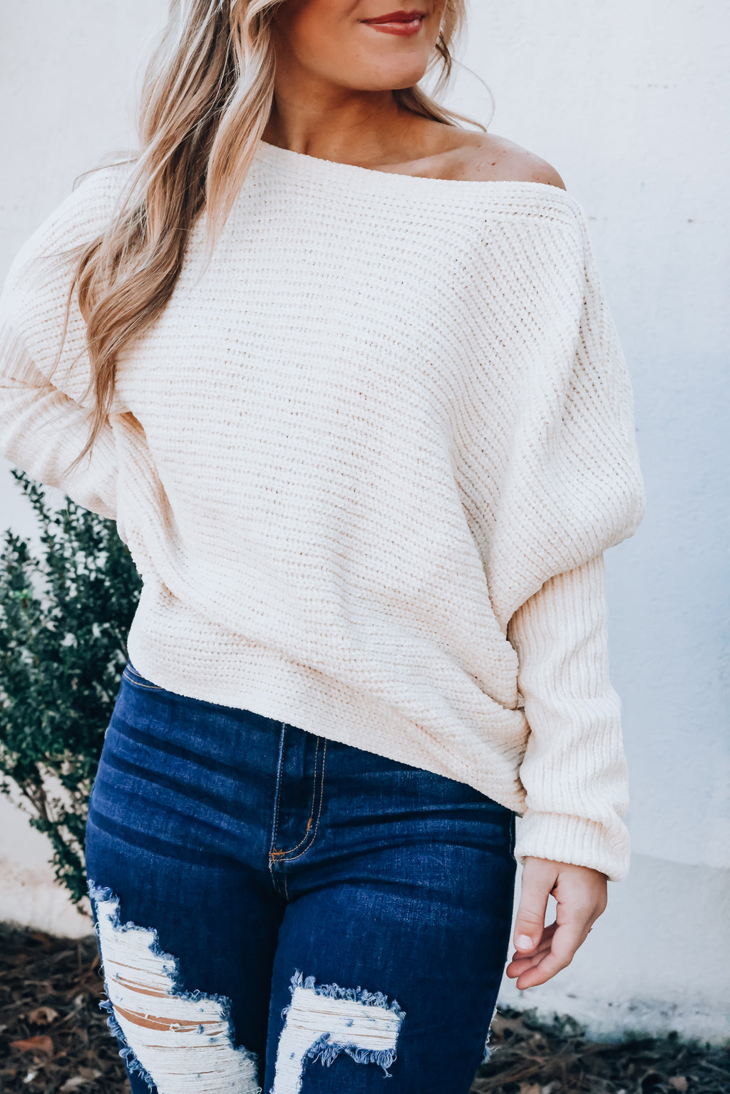 Caprice Knit Sweater