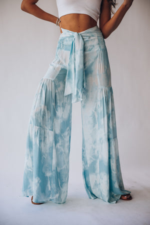 Waves Tie Dye Pants