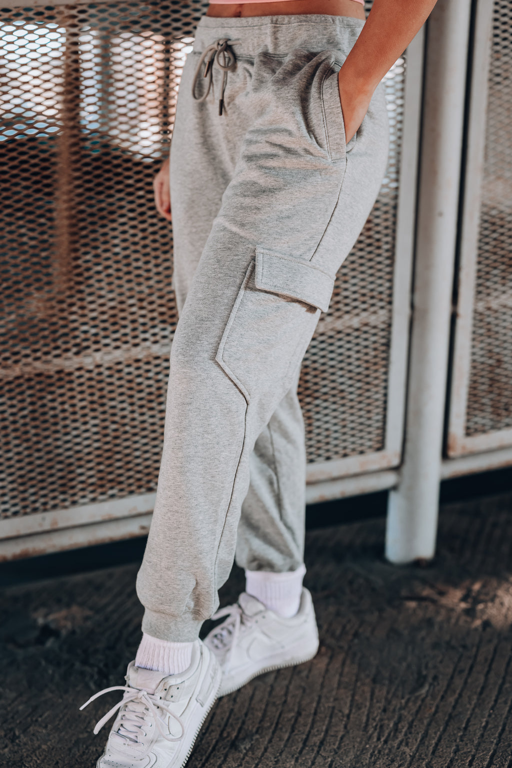 Feel Good Cargo Sweats