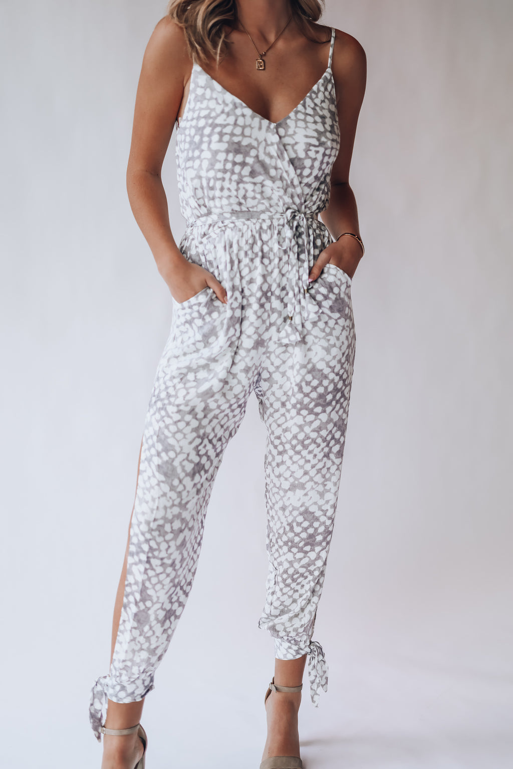 Wild About You Jumpsuit
