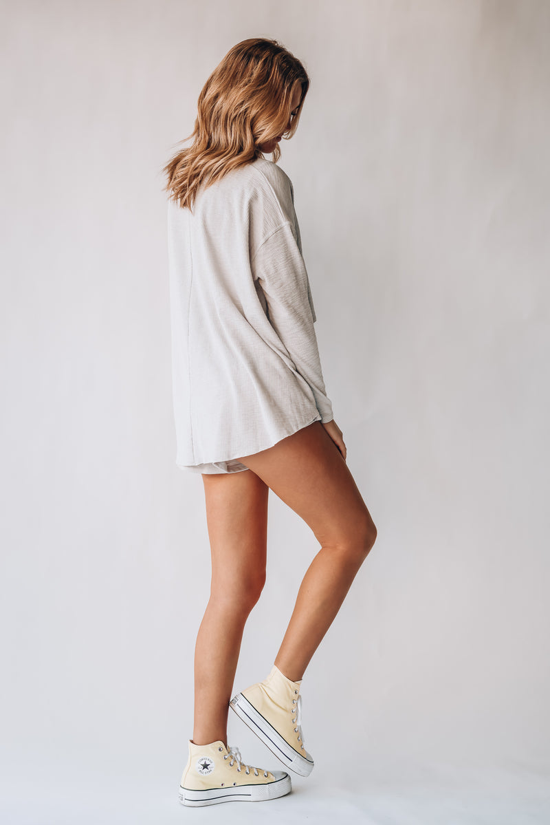 Hang Out Knit Shorts
