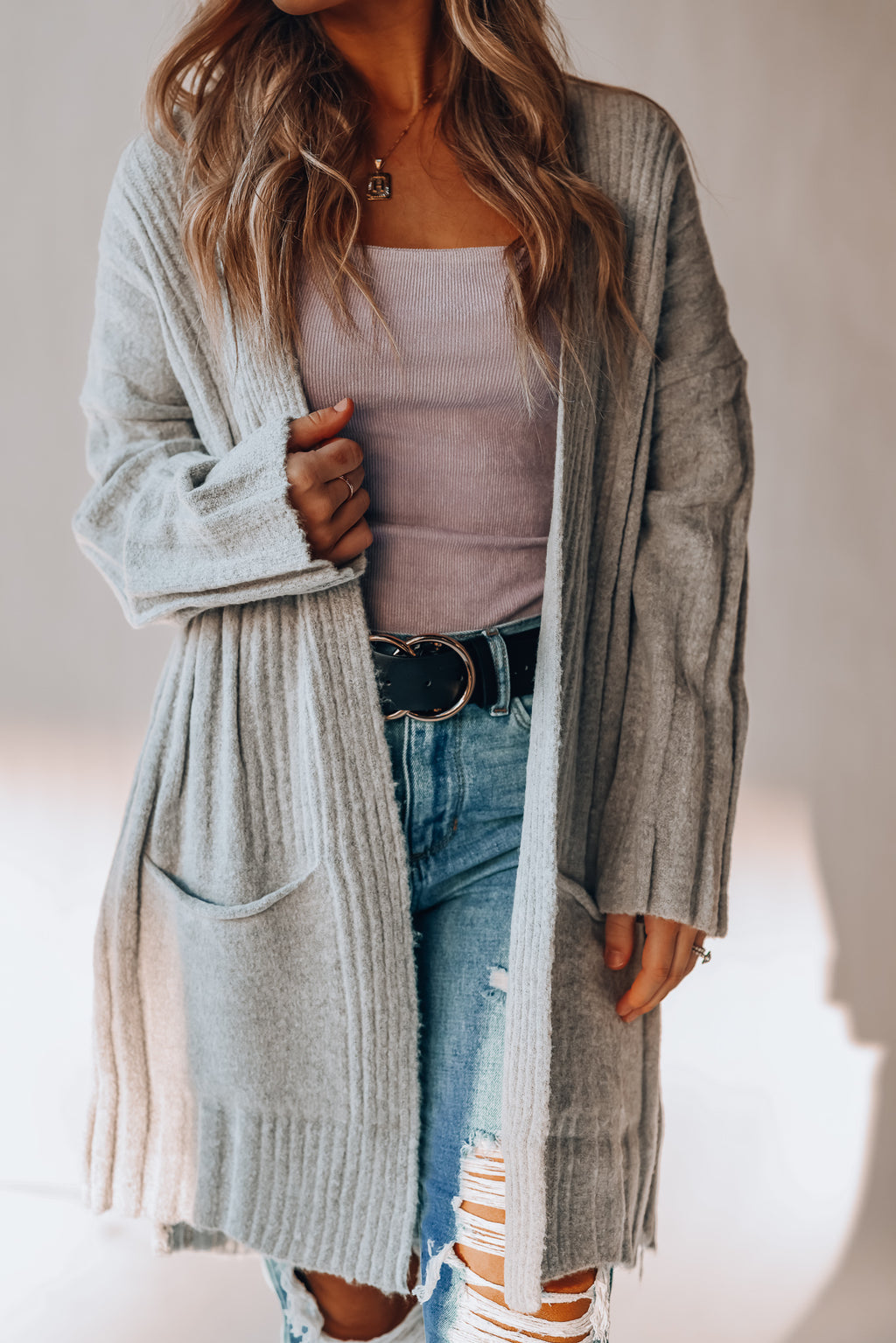 Libby Relaxed Cardigan