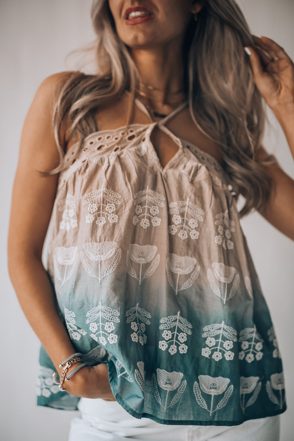 Seaside Ombre Tank