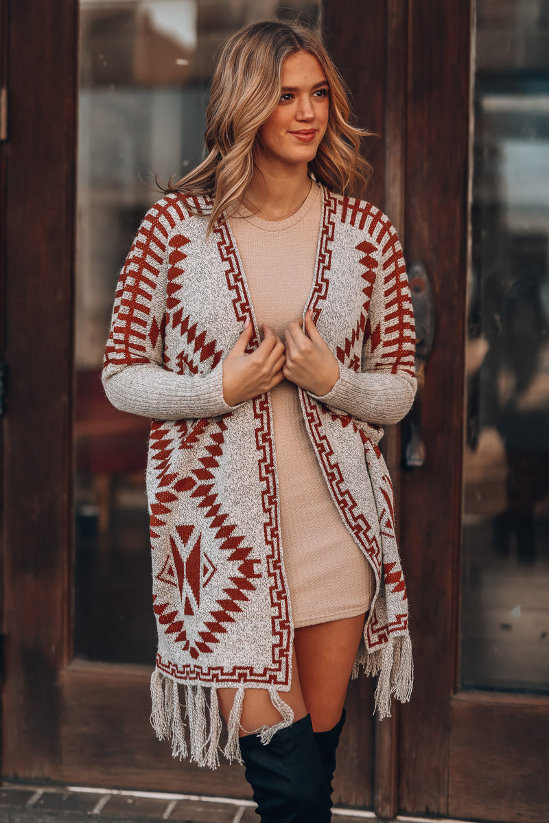 On The Go Thermal Mini Dress