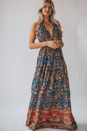 Here And Now Maxi Dress PRE-ORDER Ships Mid May