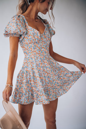 Picnic With You Mini Dress