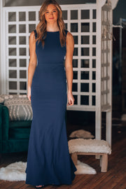 Follow Your Heart Gown (Navy)