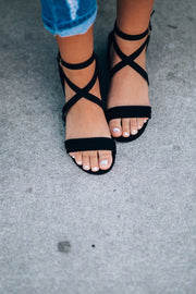 Push The Limit Sandals
