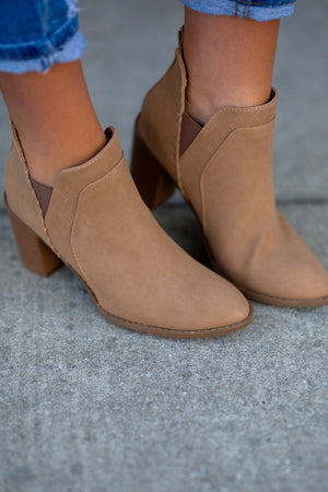 River Run Booties - FINAL SALE