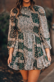 Into The Forest Peasant Dress
