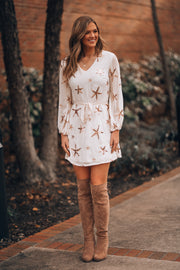 Wish On A Star Sequin Dress
