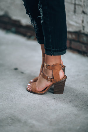 Santa Monica Booties (Taupe)