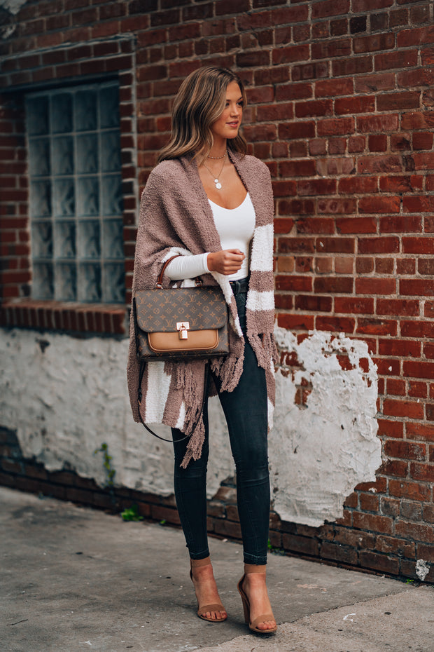Molly Wrap Cardigan