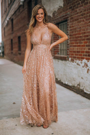 Dance With Me Glitter Gown