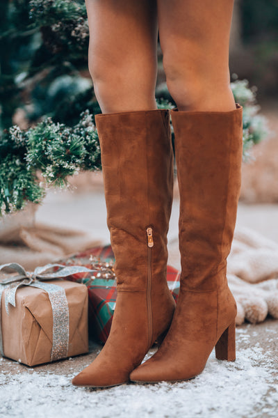 Home Town Boots (Tan) PRE-ORDER // ETA December 13th