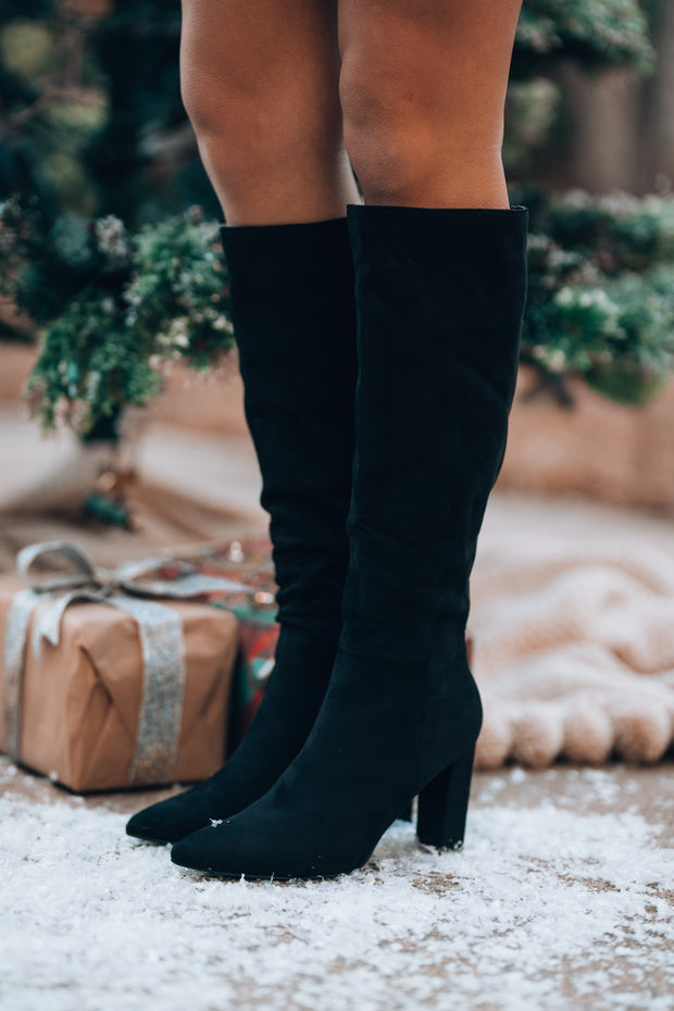 Home Town Boots (Black) PRE-ORDER // ETA December 13th