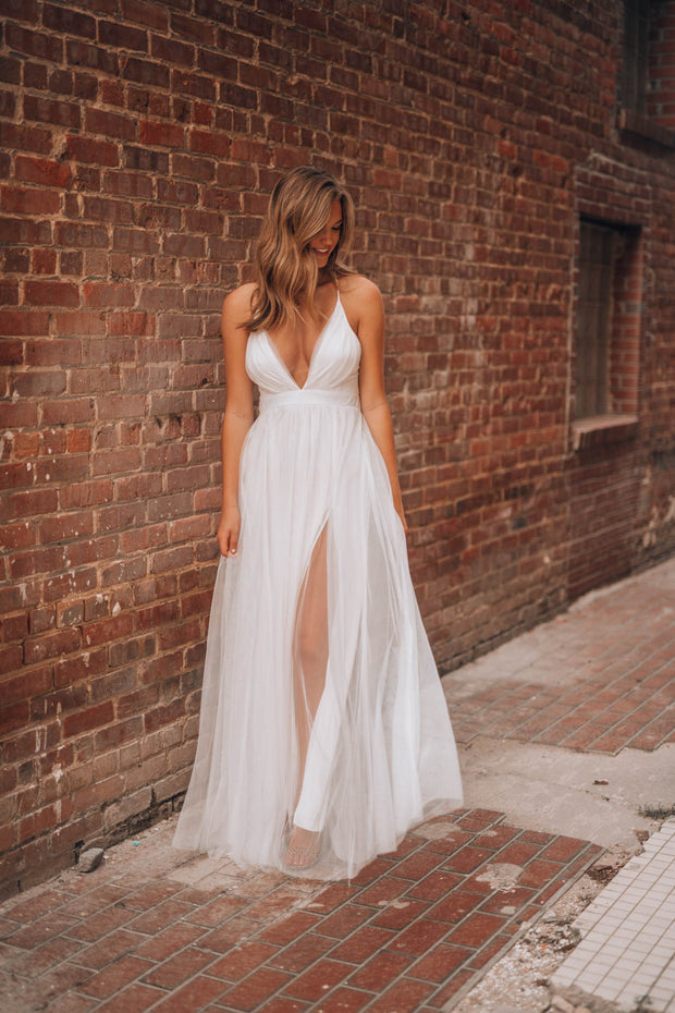 Love Spell Gown (White)