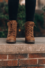 Nomad Boots (Tan)