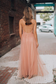 Love Spell Gown (Blush)