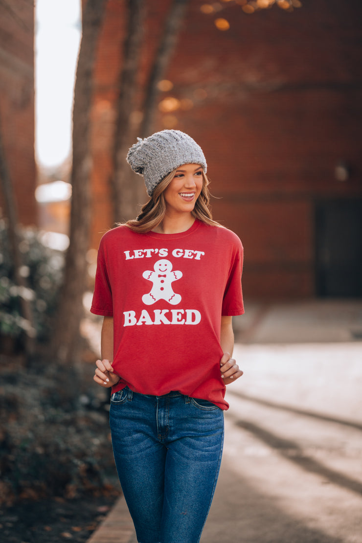 Let's Get Baked Tee