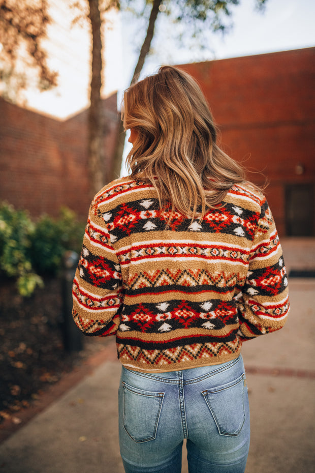 Heartland Aztec Jacket