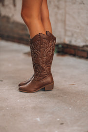 Wild Horses Western Boots