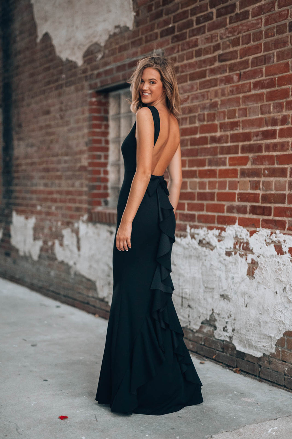 Follow Your Heart Gown (Black)
