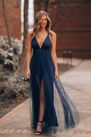 Love Spell Gown (Navy)
