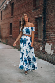 Vineyard Floral Set