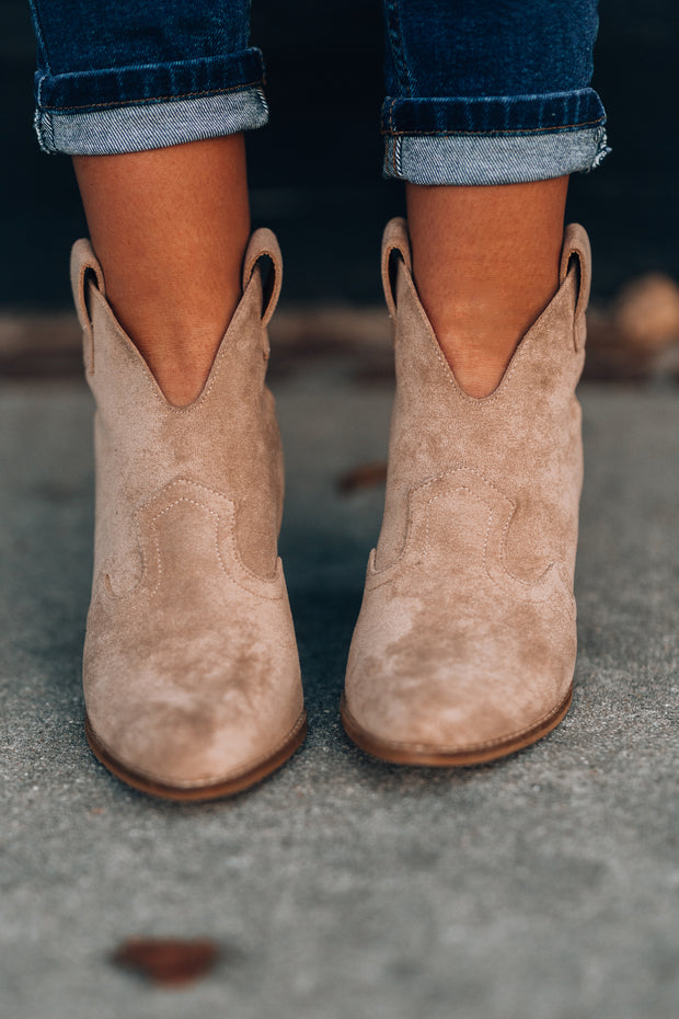 Athena Booties PRE-ORDER // ETA January 4th