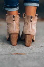 Athena Booties