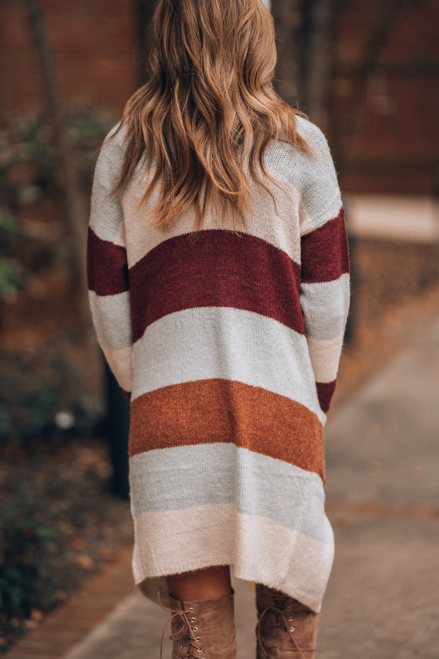 Celine Striped Cardigan PRE-ORDER Ships November 22nd