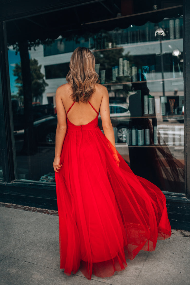Love Spell Gown (Red)