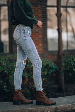 Epic High Rise Jeans
