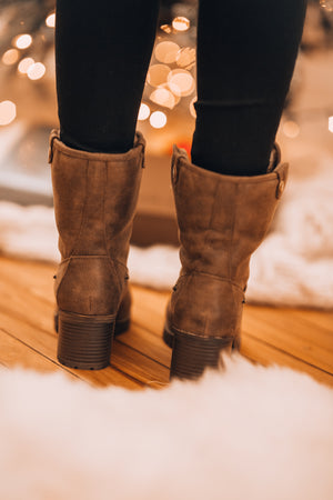 Celina Faux Fur Boots - FINAL SALE