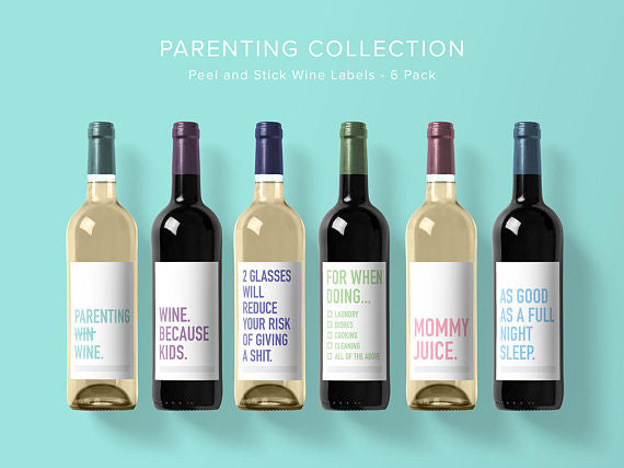 Wine Labels (Parenting Collection)