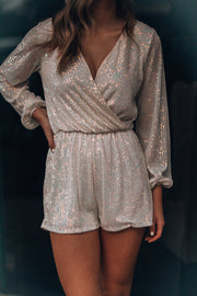 You're A Gem Sequin Romper