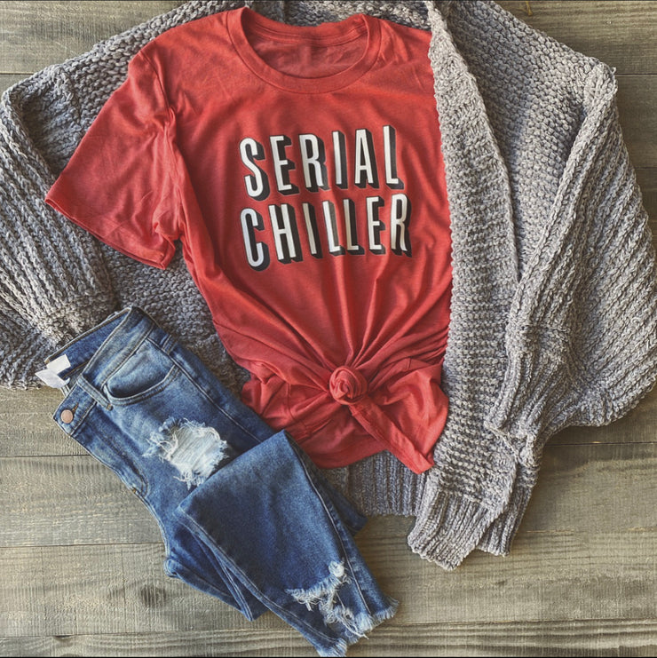 Serial Chiller Tee