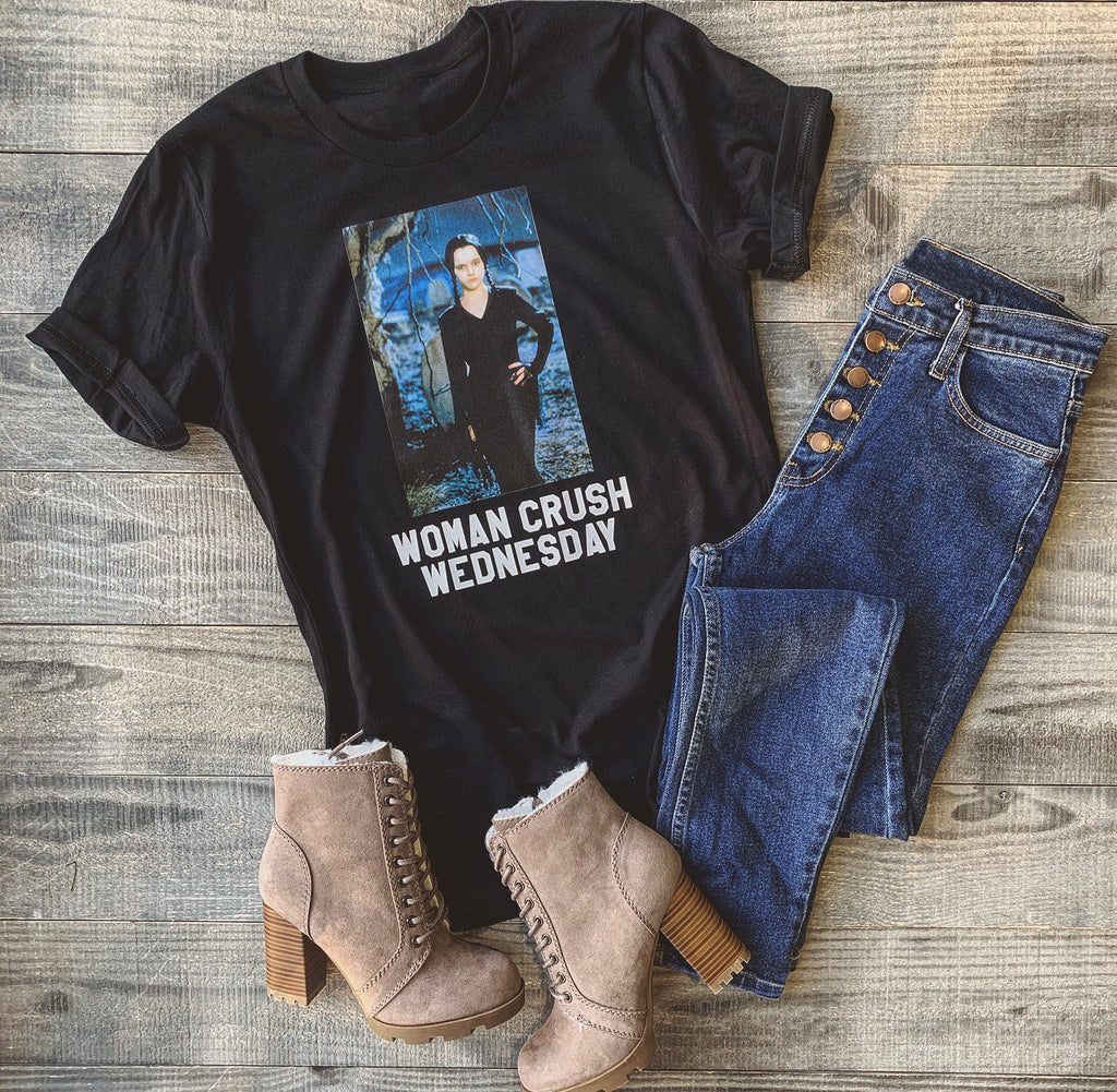 Woman Crush Wednesday Tee