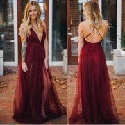 Love Spell Gown (Wine)