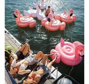 Luxe Float Flamingo (Pink)