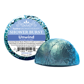 Unwind Shower Burst