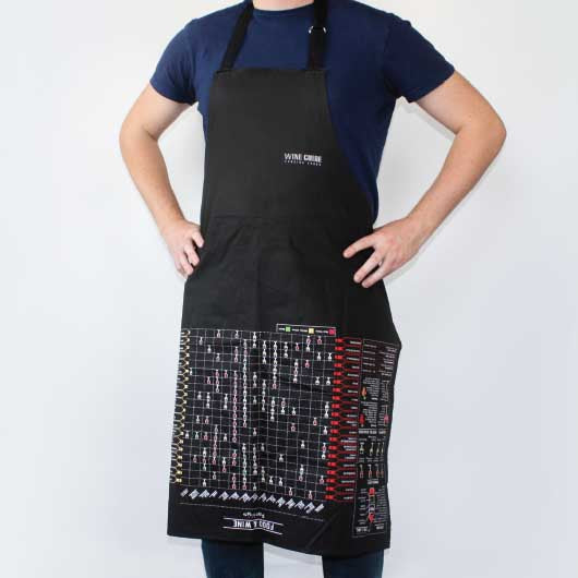 Wine Guide Apron