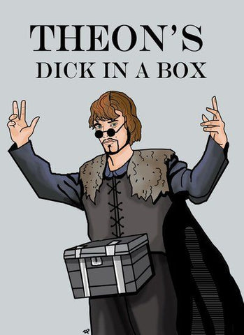Theon's Dick in a Box