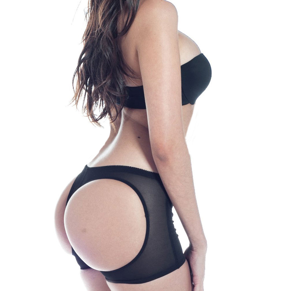 Butt Lifter | Booty Shaper - Black - best waist trainer canada toronto sale